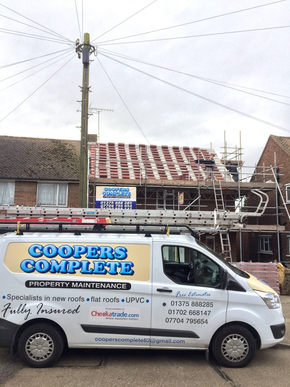 Our Services Are Competitively Priced, And Coopers Complete Roofing Have  Been Providing A Professional Service To All Our Customers For Over Ten  Years.