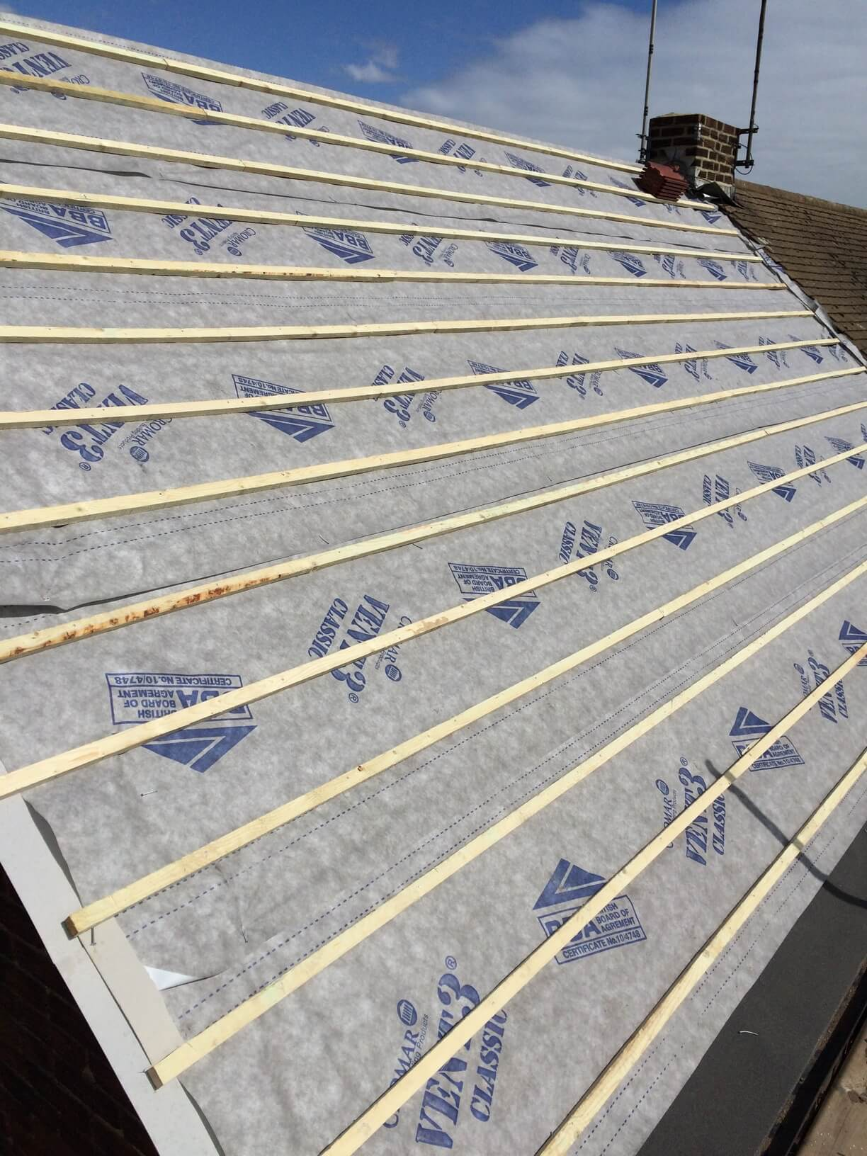 Roof Strip Amp Re Slate Services In Essex Coopers Roofing